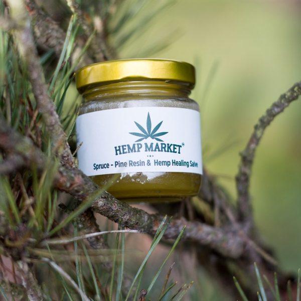 cannabis spruce ointment