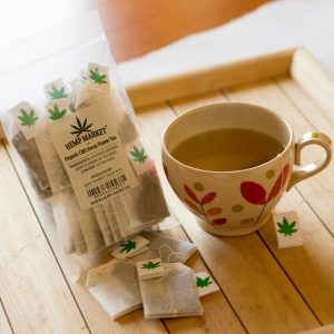 cannabidiol herbal tea