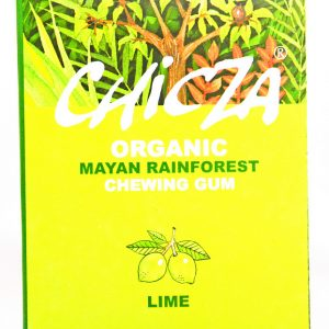 organic chicza lime gums