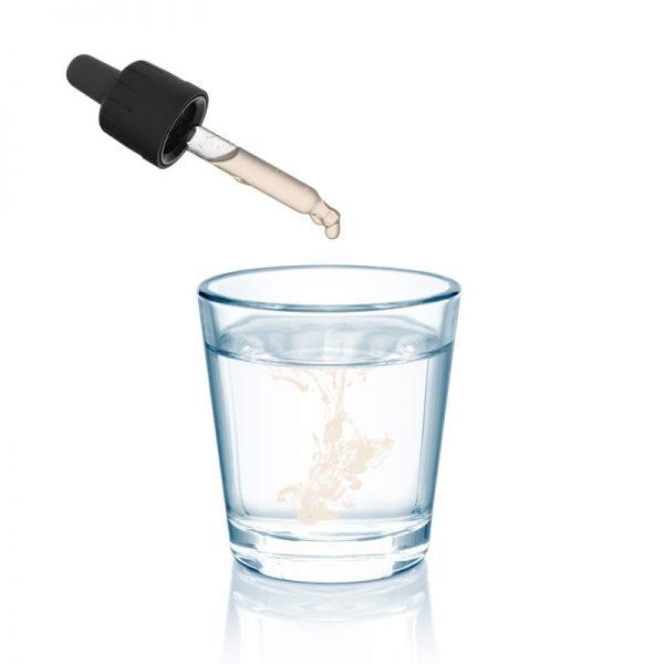 cbd & cbg water soluble drops