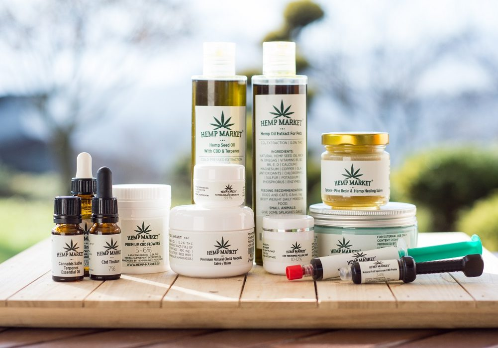 cbd products list